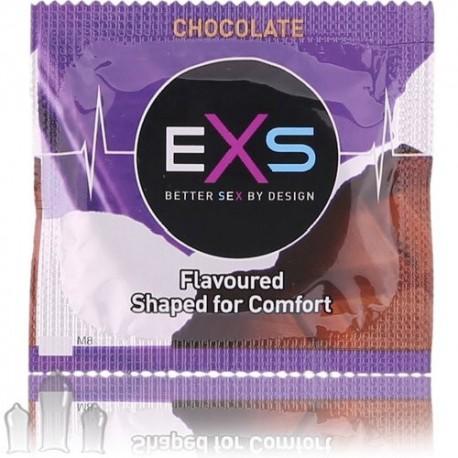 EXS Chocolate prezervatyvas