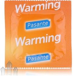Pasante Warming prezervatyvai