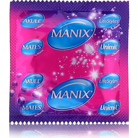LifeStyles (Mates) Max Love Intense