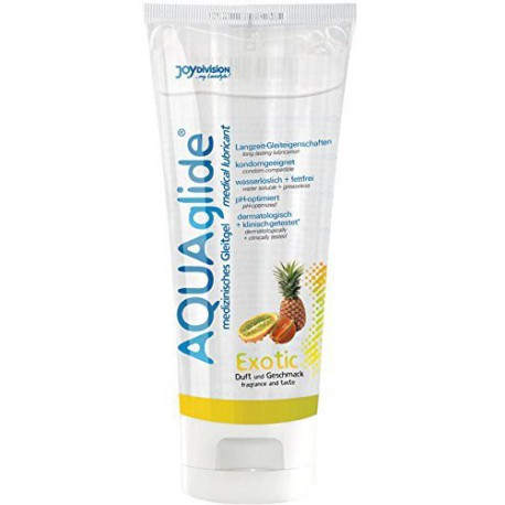 Lubrikantas AquaGlide Exotic 100 ml