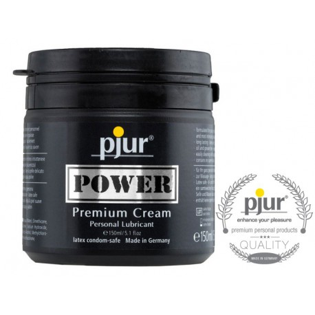 Lubrikantas Pjur Power 150 ml