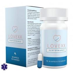 Lovexx Performance maisto papildas vyrams