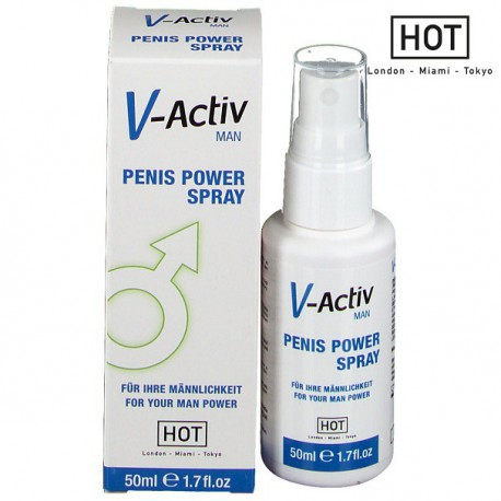 V-Activ Man Penis Power Spray purskiklis