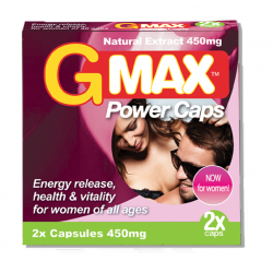 Gold Max Pink maisto papildas moterims
