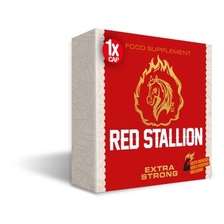 Red Stallion maisto papildas vyrams