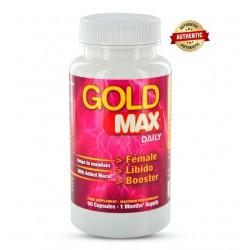 Gold Max Pink Daily vitaminai moterims