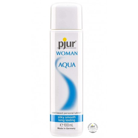 Lubrikantas Pjur Woman Aqua 100 ml