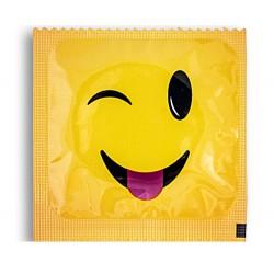 Pasante Smiley prezervatyvas