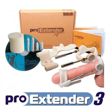 Pro Exstender 3 varpos auginimo prietaisas