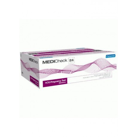 Pasante HCG Pregnancy Test Midstream testas