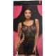 Lap Dance Leopard Lace Mini Dress intymūs naktiknukai