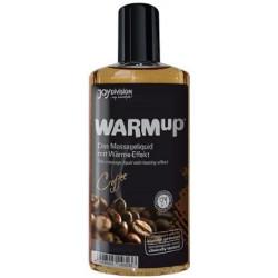WARMup Coffe masažo aliejus