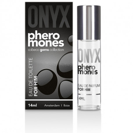 Onyx Men Pheromone Eau De Toilette 14 ml