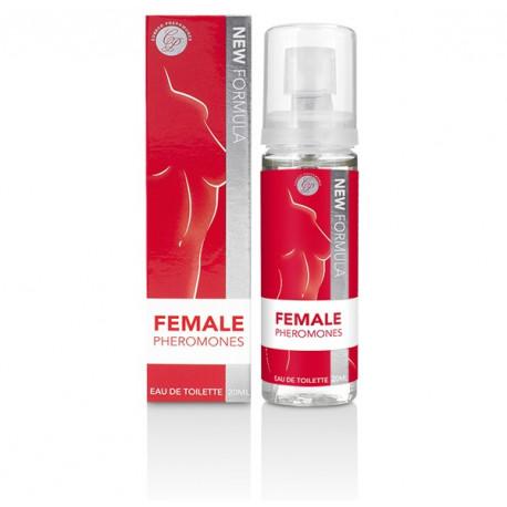 CP Female Pheromones feromonai moterims