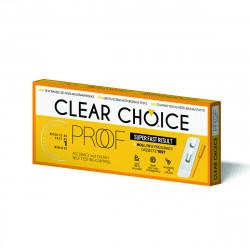 Clear Choise Proof nėštumo testas kasėtė