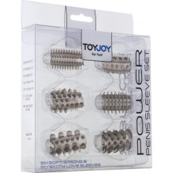 Toyjoy Power Penis Sleeve Set