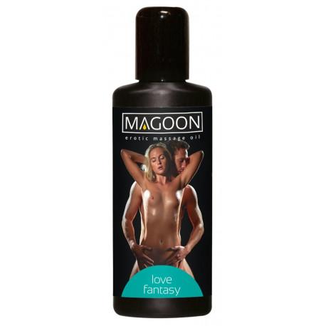 Love Fantasy Massage Oil 100 ml masažo aliejus