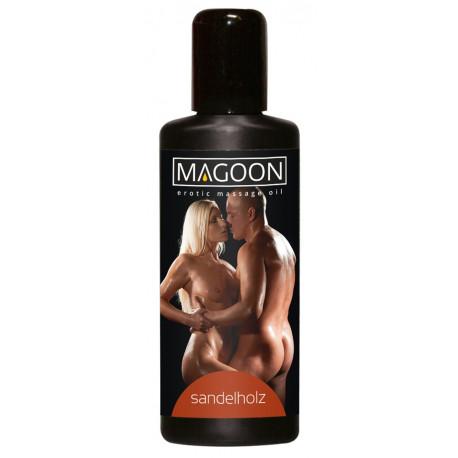 Magoon Sandalwood 100 ml masažo aliejus