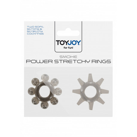 ToyJoy Power Stretchy Rings