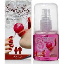 Oral Joy Strawberry gelis