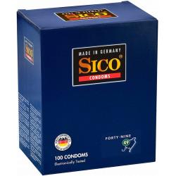 Sico 49 mm prezervatyvai