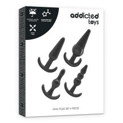 Addicted Toys Anal Plug Set
