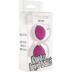 Funky Love Balls