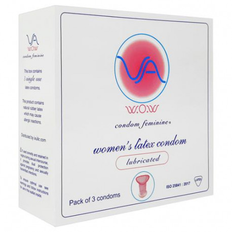 VA W.O.W Condom Feminine