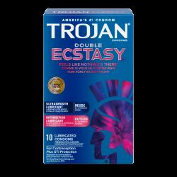 Trojan Double Ecstasy 10 vnt
