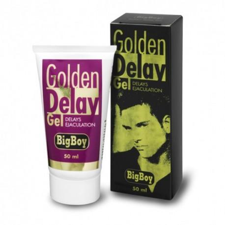 Big Boy - Golden Delay Gel 50 ml